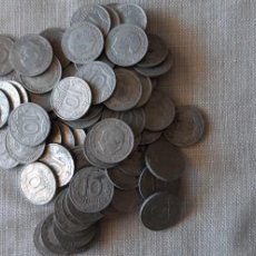 Monedas Franco: LOTE 80 MONEDAS DE 10 CENTIMOS ESTADO ESPAÑOL AÑO 1959. Lote 267746009