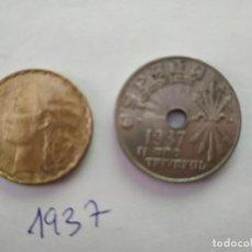 Monedas Franco: LOTE MONEDAS DE PESETAS REPÚBLICA ESPAÑOLA Y FRANCO. Lote 267877779