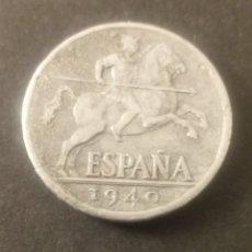 Monedas Franco: MONEDA 10 CENTIMOS ESPAÑA AÑO 1940. Lote 268417739