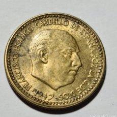 Monedas Franco: 1 PESETA 1947 *54 EBC-. Lote 269162708