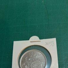 Monedas Franco: 1957*58 5 PESETAS ESPAÑA FRANCISCO FRANCO CAUDILLO ESPAÑA NUMISMÁTICA COLISEVM ANTIGÜEDADES. Lote 276927133