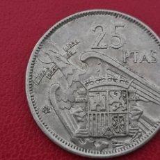 Monedas Franco: 25 PESETAS 1957 *74 LA DE LA FOTO. Lote 277297958
