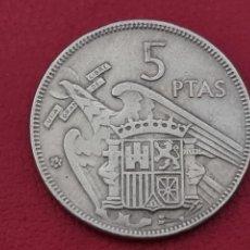 Monedas Franco: 5 PESETAS 1957 *62 LA DE LA FOTO. Lote 277298258