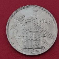 Monedas Franco: 5 PESETAS 1957 *67 LA DE LA FOTO. Lote 277298613