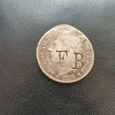 Monedas Franco: MONEDA 50 CENT DE ALFONSO XII 1885 REY CONSTE DE ESPAÑA. Lote 277469103