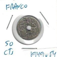 Monedas Franco: MONEDAS - GENERAL FRANCO - 50 CENTIMOS 1949 *54. Lote 277526318