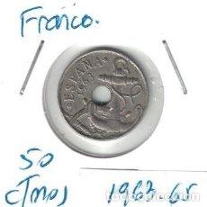Monedas Franco: MONEDAS - GENERAL FRANCO - 50 CENTIMOS 1953 *65. Lote 277527513