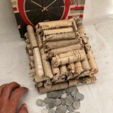 Monedas Franco: MAS DE 3000 MONEDAS DE 1940,CINCO CENTS. Lote 278178183