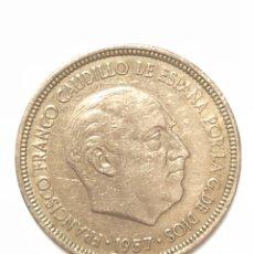 Monedas Franco: 5 PESETAS DE 1957 ESTRELLA DEL 72.. Lote 278552958