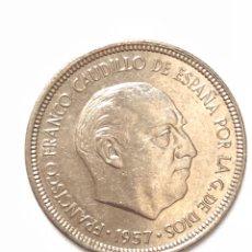 Monedas Franco: 5 PESETAS DE 1957 ESTRELLA DEL 72.. Lote 278553063