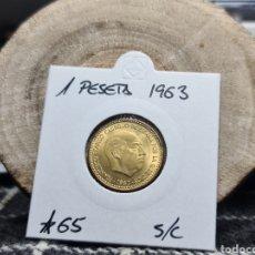 Monedas Franco: 1 PESETA. Lote 278567313