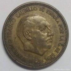 Monedas Franco: FRANCO 2,50 PESETAS ALUMINIO-BRONCE 1953 *56. Lote 279579068
