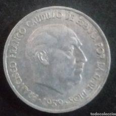 Monnaies Franco: MONEDA DE 10 CENTIMOS ESPAÑA 1959 FRANCO. Lote 280454323
