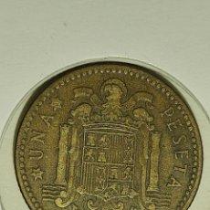Monedas Franco: MONEDA 1 PESETA 1947 *19-51. Lote 284253428