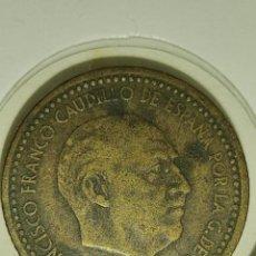 Monedas Franco: MONEDA 1 PESETA 1947 *19-52. Lote 284253918