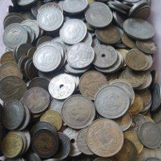 Monedas Franco: MONEDAS ESTADO ESPAÑOL Y REY JUAN CARLOS I, 23 KILOS. Lote 284714403