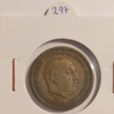 Monedas Franco: * MONEDA 2,5 PESETAS 1953 *54. Lote 285479843