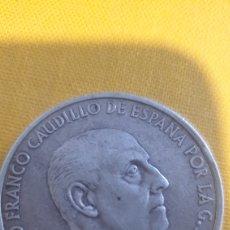 Monedas Franco: 100 PESETAS FRANCO 1966 ESTRELLA 67 PLATA. Lote 285581293