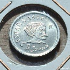 Monedas Franco: 10 PESETAS 1994 P. SARASATE SIN CIRCULAR. Lote 286295718
