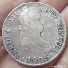 Monedas Franco: 8 REALES FERNANDO VII, 1825 POTOSÍ JL. Lote 286799323