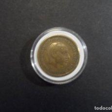 Monedas Franco: 2,50 PESETAS DE BRONCE FRANCISCO FRANCO. ESTADO ESPAÑOL. AÑO 1953. Lote 287749513