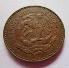Monnaies Franco: MEXICO . MONEDA DE BRONCE EN CALIDAD SC. Lote 288303948