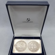 Monedas Franco: LINGOTE PLATA FINA HISPANIA 1720. Lote 288953133