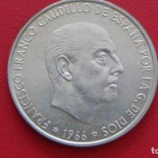 Monedas Franco: ESTADO ESPAÑOL 100 PESETAS 1966 *70 MAGNIFICA PIEZA EBC+. (M18). Lote 289535453