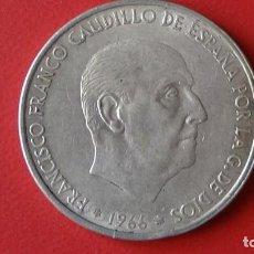 Monedas Franco: ESTADO ESPAÑOL 100 PESETAS 1966 *68. (M17). Lote 289535538
