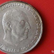 Monedas Franco: ESTADO ESPAÑOL 100 PESETAS 1966 *66. (M16). Lote 289535638