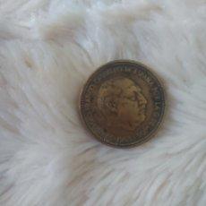 Monedas Franco: MONEDA FCO FRANCO 2,50 PESETAS DE 1953*54. Lote 289546018