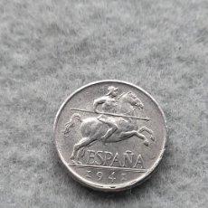 Monedas Franco: FRANCO. 5 CÉNTIMOS. AÑO 1941 SC -. Lote 290978008
