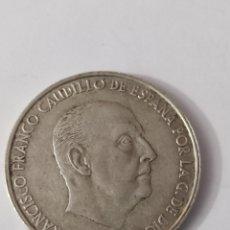 Monedas Franco: MONEDA 100 PESETAS 1966 *66. Lote 291012808