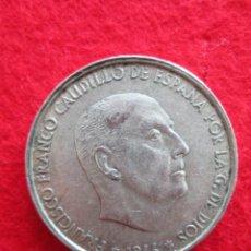 Monedas Franco: MONEDA DE 100 PESETAS. 1966 - ESTRELLA 67. Lote 292307228