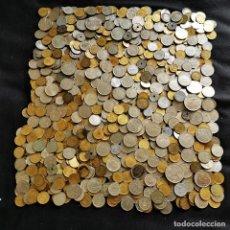 Monedas Franco: ⚜️ A2224. KILOS DE MONEDA ESPAÑOLA. SELECCIÓN DE 4,21KG. Lote 294431733