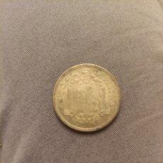 Monedas Franco: MONEDA 2'50 F.FRANCO ESTRELLA SIN ACUÑAR O NO VISIBLE. Lote 268474319
