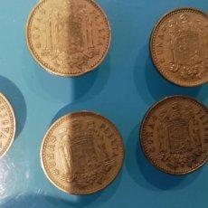 Monedas Franco: MONEDA 1 PESETA FRANCISCO FRANCO 1966. CIRCULADA. VINTAGE. Lote 295872148