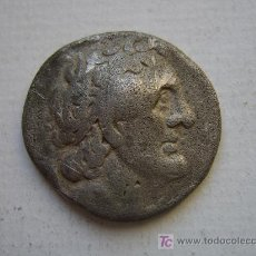 Monedas Grecia Antigua: EGIPTO.PTOLOMEO II. 281-246 AC. PLATA.TETRADRACMA ORIGINAL. Lote 26482168