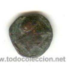 Monedas Grecia Antigua: PEQUEÑO BRONCE ATENIENSE ATENAS CABEZA DE ATHENA BUHO SIGLO IV A.C.. Lote 24373485