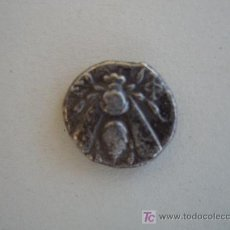 Monedas Grecia Antigua: RARISIMA DRACMA DE EFESOS. IONIA. 300 A.C. NOMBRE MAGISTRADO TEISAMENOS. Lote 24910311