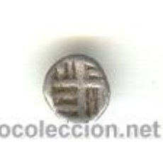 Monedas Grecia Antigua: MONEDA CON SVASTIKA MUY RARO TRIHEMITARTEMORION DE APOLLONIA PONTIKA 450-400 A.C.. Lote 22501089