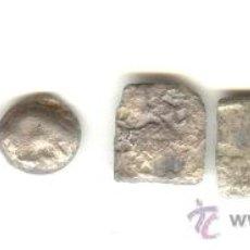 Monedas Grecia Antigua: BARATO LOTE DE CINCO MONEDAS DE PLATA TODAS CLASIFICABLES. Lote 22945264