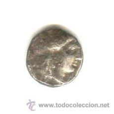 Monedas Grecia Antigua: RARA ESTATERA ACUÑADA EN LA CIUDAD DE METAPONTION EN ITALIA ENTRE EL AÑO 400 Y EL 350 ANTES DE CRIST. Lote 26875153