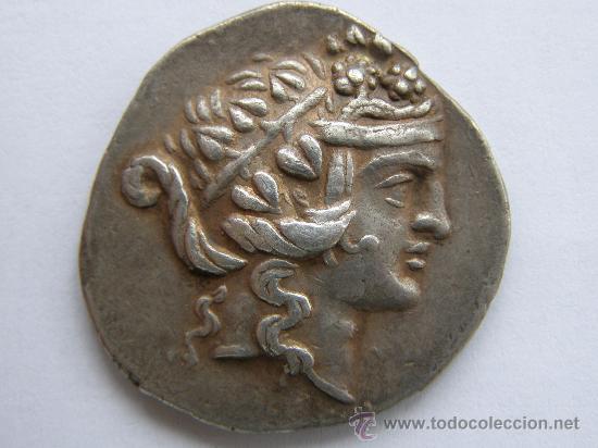 TRACIA.THASOS.SIGLO II AC.TETRADRACMA (Numismática - Periodo Antiguo - Grecia Antigua)