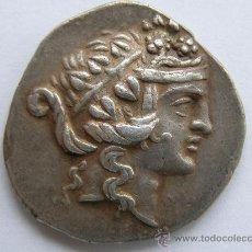 Monedas Grecia Antigua: TRACIA.THASOS.SIGLO II AC.TETRADRACMA. Lote 26317548