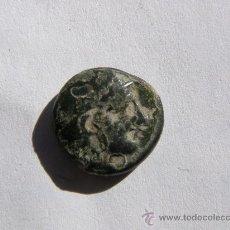 Monedas Grecia Antigua: TRACIA.AINOS. 280 AC.RARISIMO BRONCE. Lote 26624122