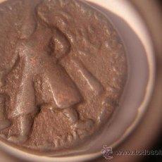 Monedas Grecia Antigua: KUSHANS HUVISHKA CA 158-195 DC - TETRADRACMA A IDENTIFICAR - MONEDA DE BRONCE. Lote 38427277