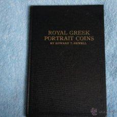 Moedas Grécia Antiga: ROYAL GREEK PORTRAIT COINS (EL RETRATO EN LA MONEDA GRIEGA). Lote 40464450