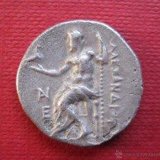 Monedas Grecia Antigua: DRACMA POSTUMO DE ALEJANDRO MAGNO. Lote 49967041