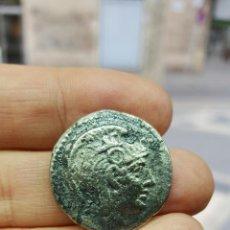 Monedas Grecia Antigua: TETRADRACMA DE ATENAS DE NUEVO ESTILO (150-149 A.C.) CATÁLOGO THOMPSON Nº588A BUHO. Lote 54367710